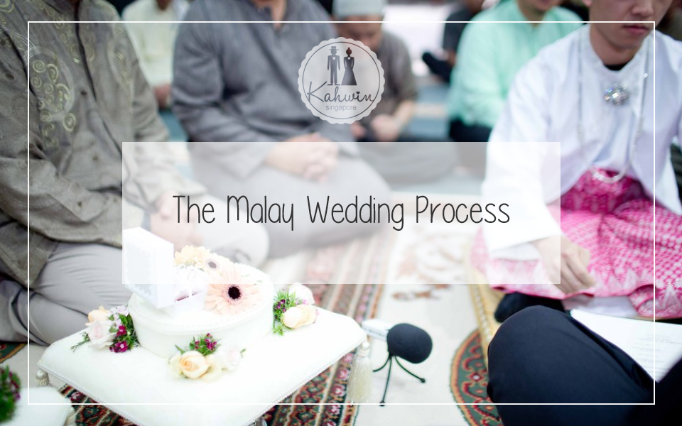 The Malay Wedding Process