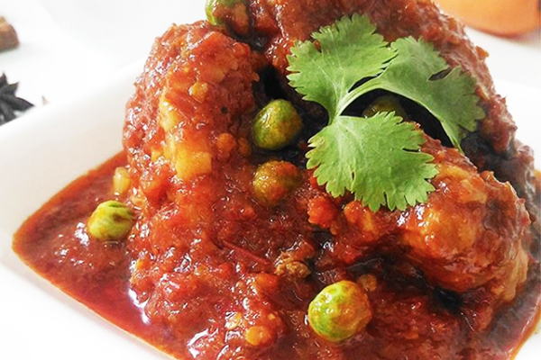 Malay Wedding Food - Ayam Masak Merah