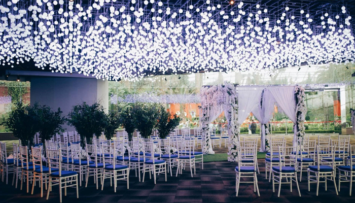 Outdoor Wedding Venues - Gardens By The Bay