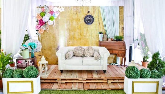 Malay wedding dias decor tips