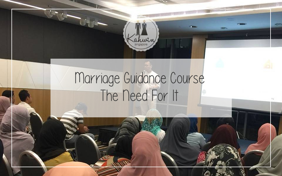 Marriage Guidance Course – The Need For It