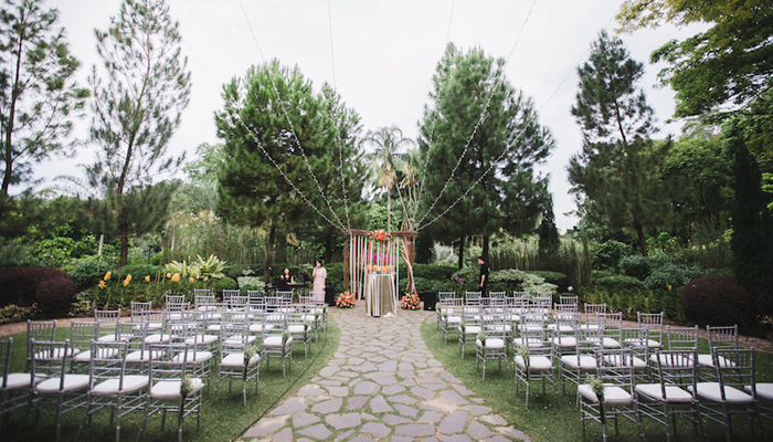 Burkill Hall Singapore Botanical Gardens Image By Hitched Weddings