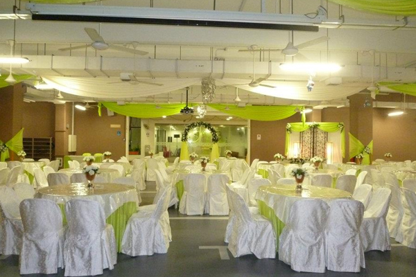 Malay Wedding Venue - Al-Mawaddah