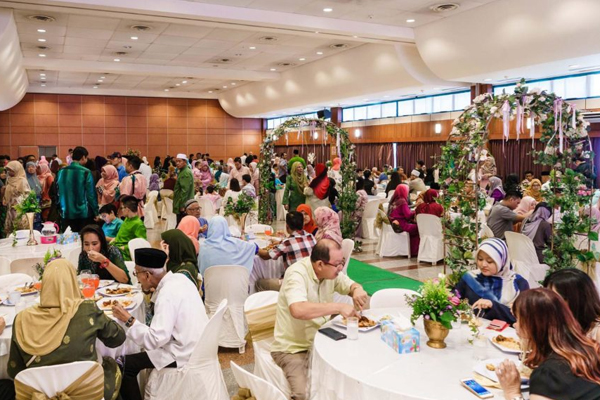 Malay Wedding Venue - Bukit Batok East Community Centre