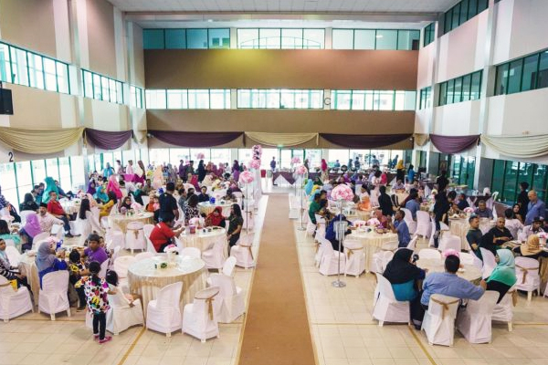 Malay Wedding Venue - Chong Pang Community Centre