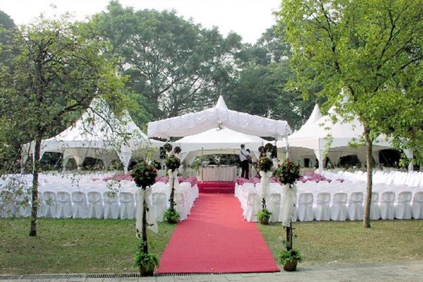 Malay Wedding Venue - Fort Gate