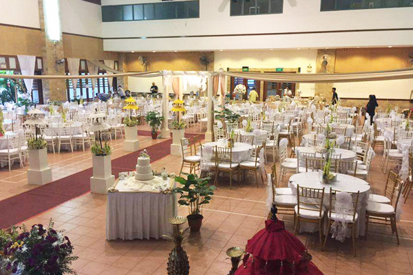Malay Wedding Venue - Fuchun Community Centre