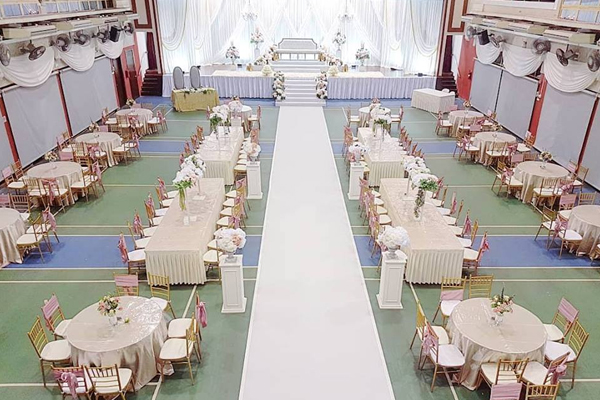 Malay Wedding Venue - Kampong Glam Community Centre