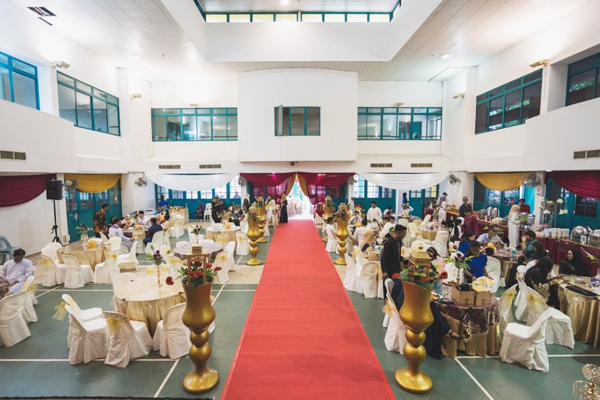Malay Wedding Venue - Kampong Ubi Community Centre