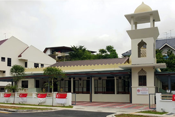 Malay Wedding Venue - Masjid Al-Huda