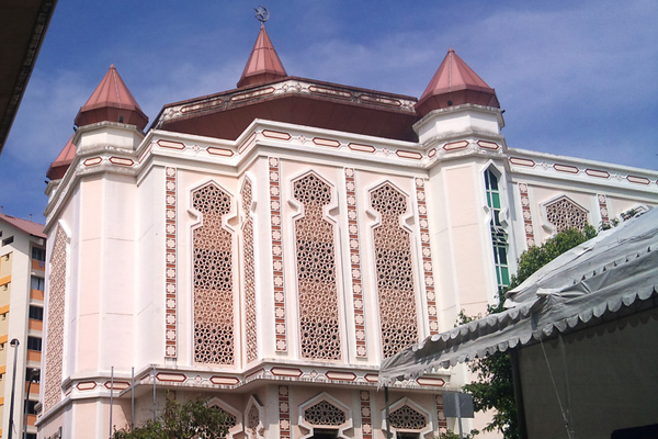 Malay Wedding Venue - Masjid Al-Iman