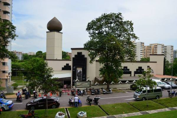 Malay Wedding Venue - Masjid Darul Makmur