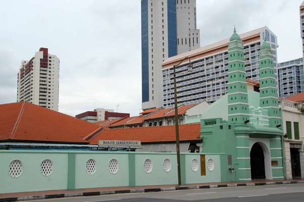 Malay Wedding Venue - Masjid Jamae Chulia