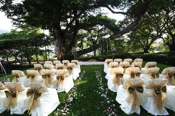 Malay Wedding Venue - Old Married Soldiers' Quarters