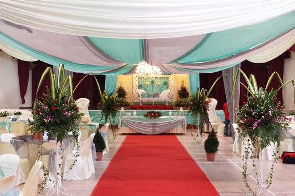 Malay Wedding Venue - Queenstown Community Centre