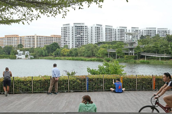 Malay Wedding Venue - Yishun Park