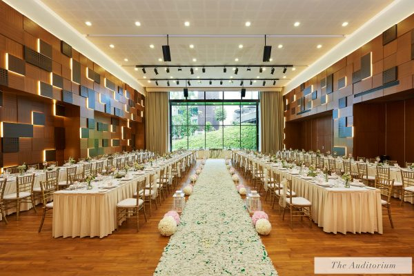 Unique Malay Wedding Venue - Changi Cove