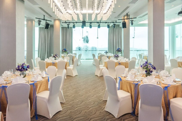 Unique Malay Wedding Venue - Faber Peak Singapore