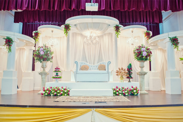 Yuhua Community Centre - Malay Wedding Venue